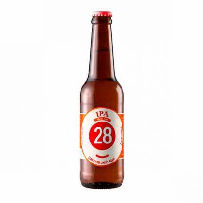 Cerveza Brasserie28 IPA Gluten Free