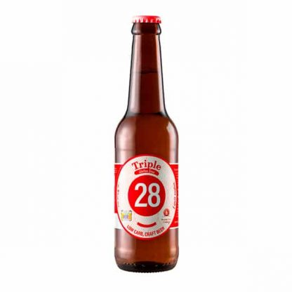 Cerveza Brasserie28 Triple Gluten Free