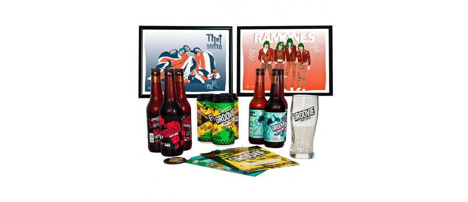 Pack regalo Cerveza Groovie