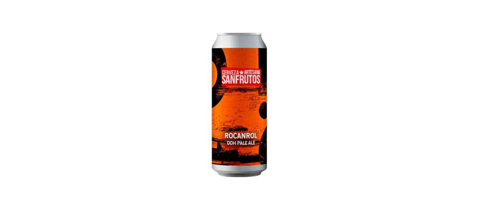 Cerveza Sanfrutos ROCANROL
