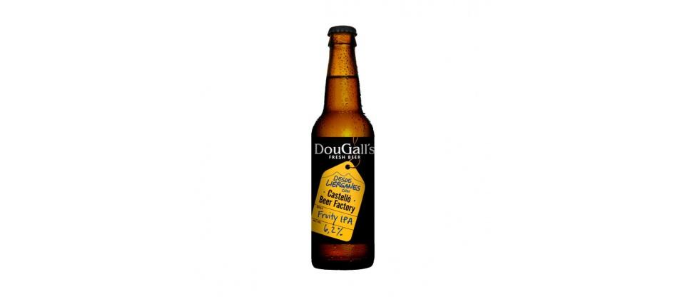 Cerveza DouGalls Collab Castello