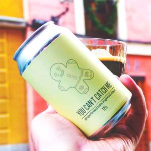 Cerveza Oso Brew Co You Can't Catch Me
