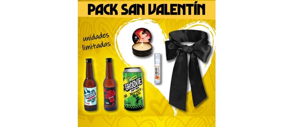 Pack Groovie San Valentín