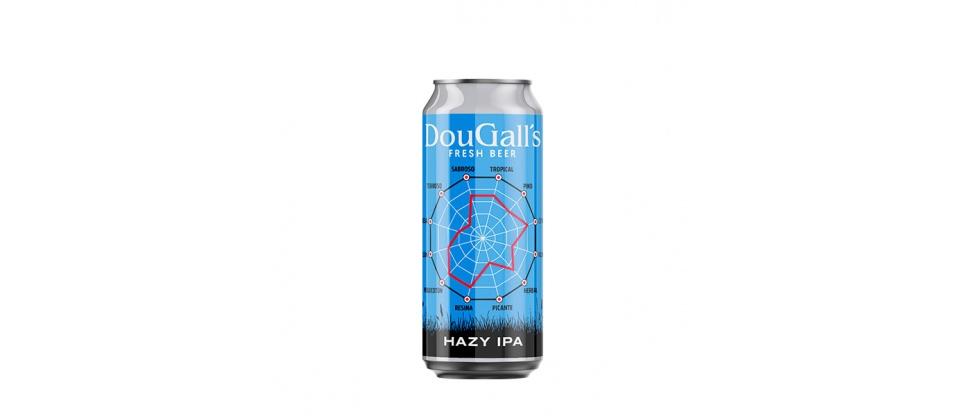 Cerveza DouGalls HAZY IPA