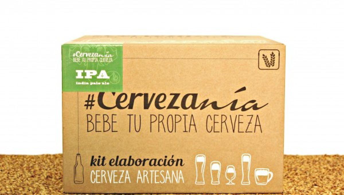 Cervezanía - Kit de elaboración India Pale Ale (IPA)