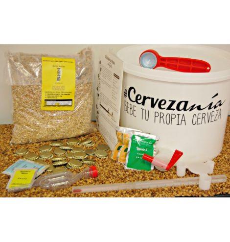 Cervezanía - Kit de elaboración Portus BNN