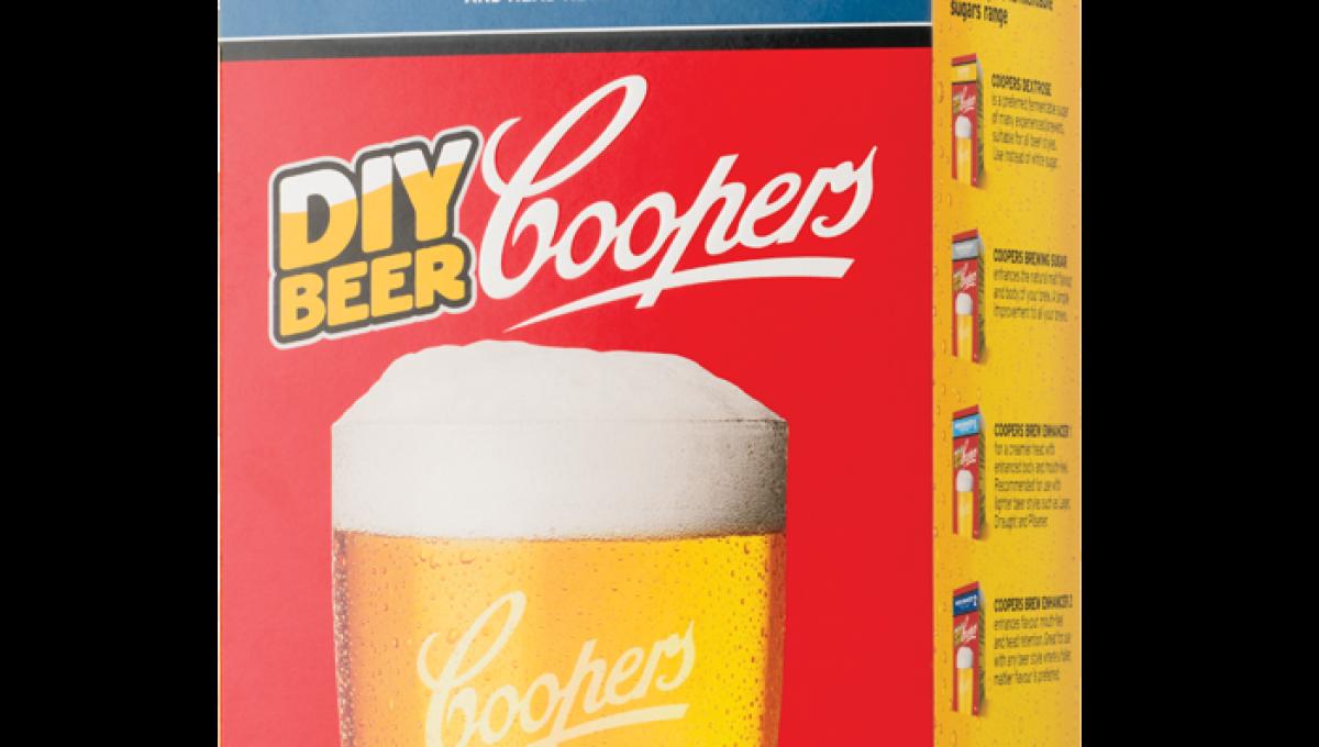 Coopers Brew Enhancer 2: dextrosa, maltodextrina y malta deshidratada