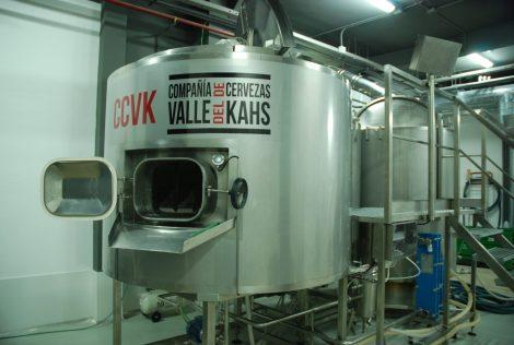 Taller de elaboración de cerveza en CCVK - 21 de octubre