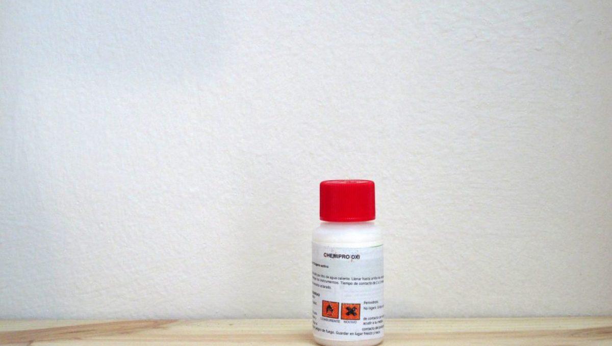 Limpiador en polvo Chemipro Oxi 100g