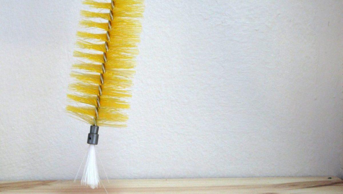 Cepillo limpiabotellas