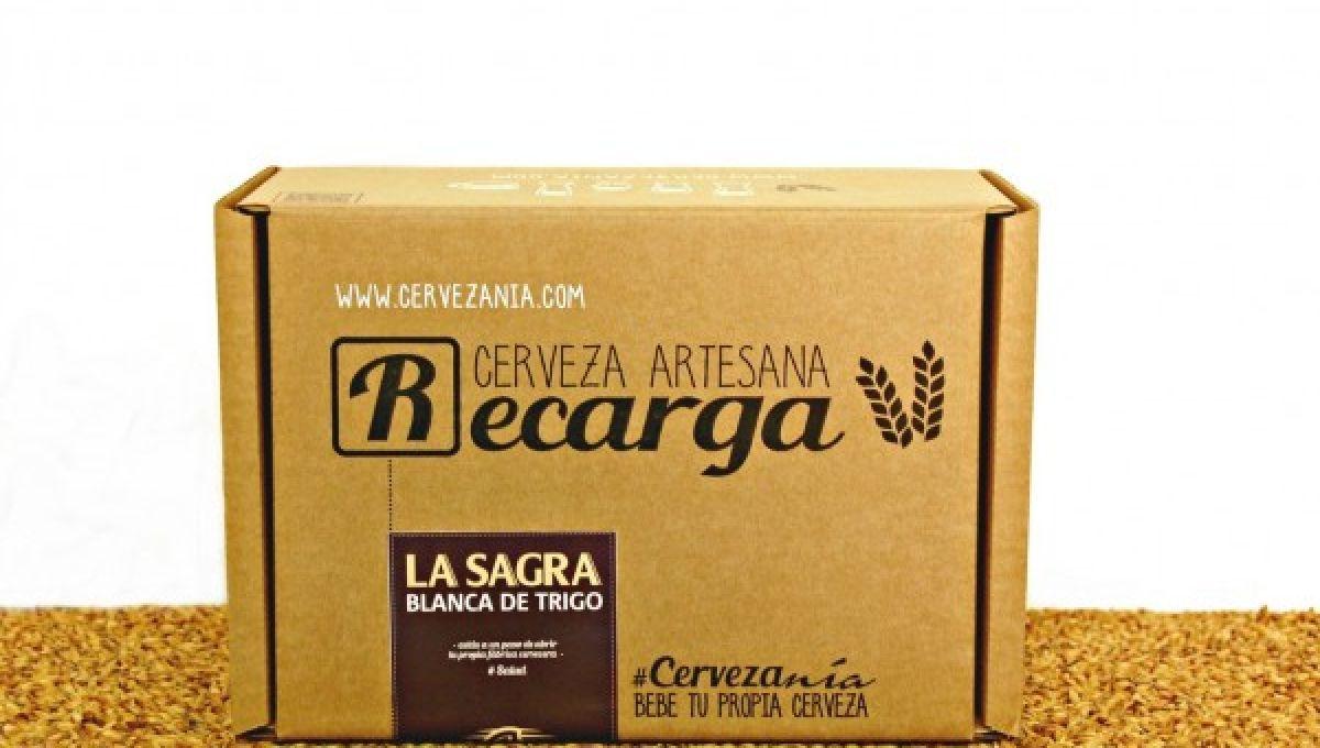 Cervezanía - Recarga Sagra Blanca