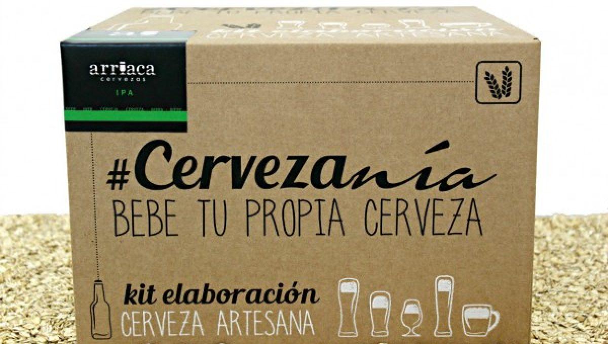 Cervezanía - Kit de elaboración Arriaca IPA