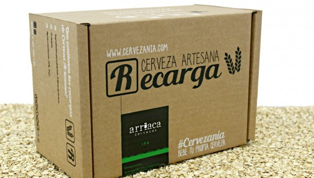 Cervezanía - Recarga Arriaca IPA